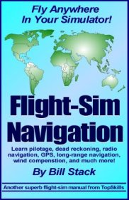 TOPSKILLS -  FLIGHT-SIM NAVIGATION PDF VERSION