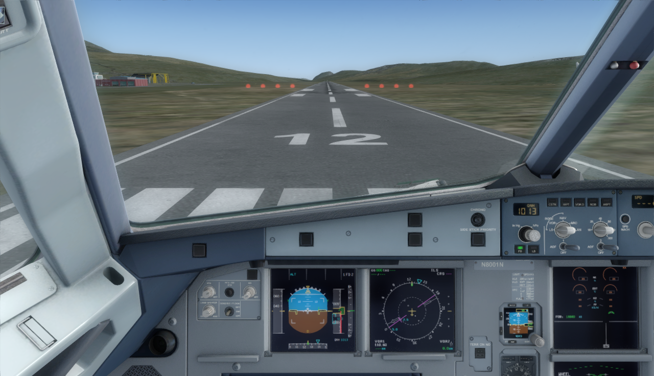 AZURAFILES - VAGAR AIRPORT RELOADED 2.0 P3D