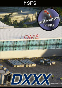 DXXX LOME TOKOIN INTERNATIONAL AIRPORT MSFS