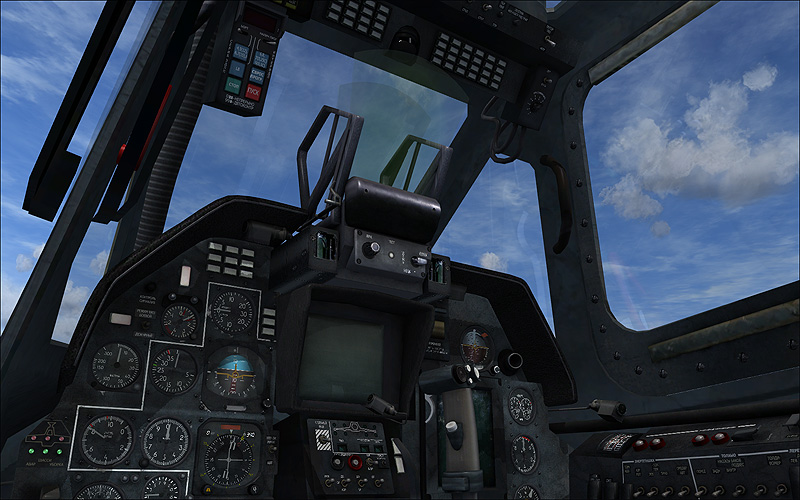 VIRTAVIA - KA-50 BLACK SHARK FSX STEAM EDITION