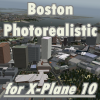 TABURET - BOSTON PHOTOREALISTIC FOR X-PLANE 10
