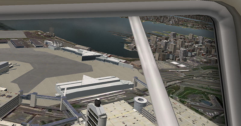 FLYXPLANE- BOSTON LOGAN AIRPORT FOR X-PLANE