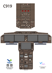 FYCYC - 919-COCKPIT POSTER