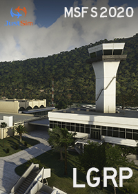 JUSTSIM - RHODES INTERNATIONAL AIRPORT DIAGORAS MSFS