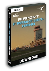 AEROSOFT - AIRPORT FRANKFURT-HAHN (X-PLANE 10) (DOWNLOAD)