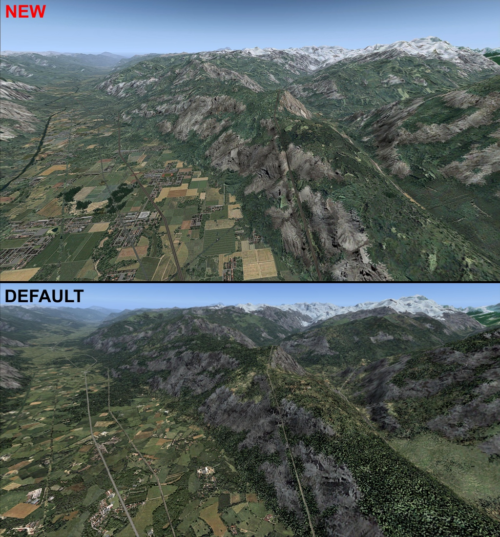 AFS-DESIGN - WORLD & MOSAIC V4 FSX STEAM