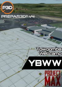 PROJECT MAX - YBWW TOOWOOMBA WELLCAMP P3D4-5