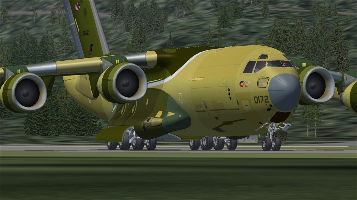 VIRTAVIA - C-17A GLOBEMASTER III FSX STEAM EDITION DLC