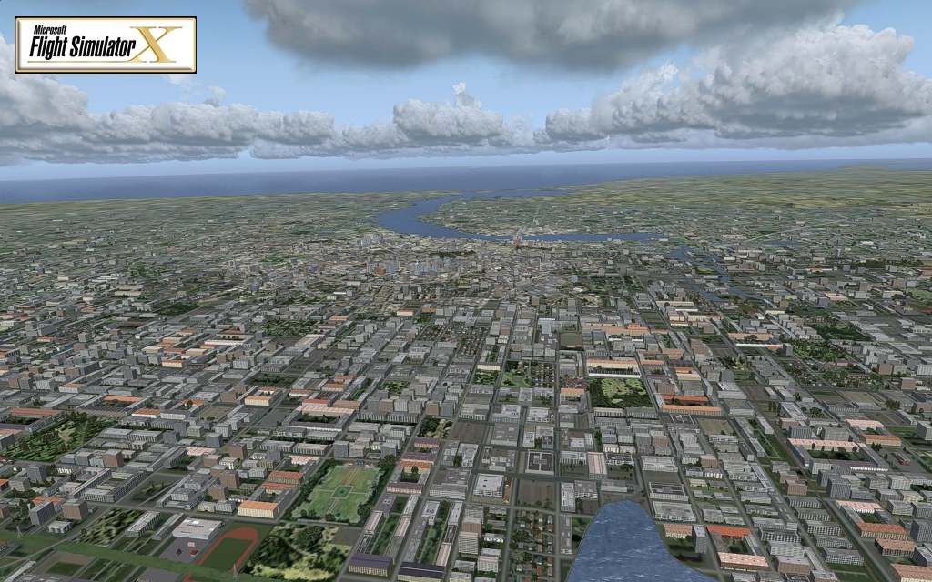 AFS-DESIGN - AIRPORT & CITY 3 FSX