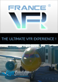FRANCE VFR - AIRPORT FRANCE PACK 1 MSFS