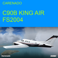 CARENADO - C90B KING AIR FS2004
