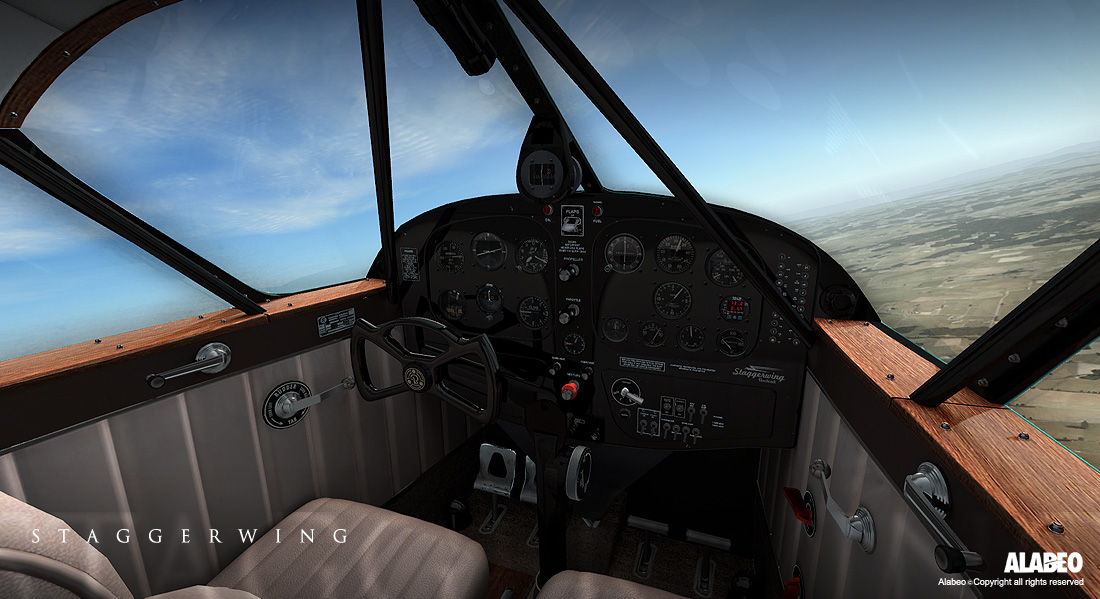 ALABEO -  D17 STAGGERWING FSX P3D