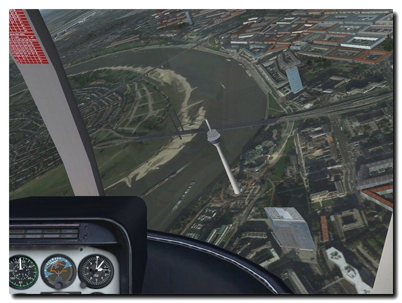 AEROSOFT - VFR GERMANY 2010 - WEST (DOWNLOAD)