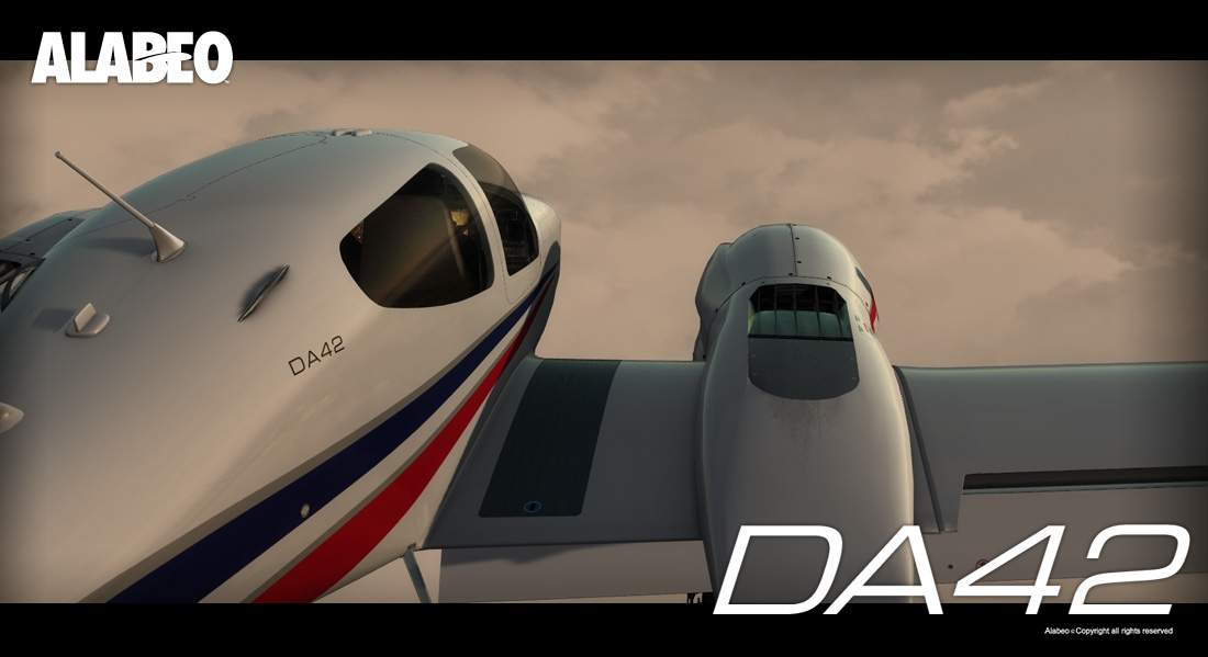 ALABEO - DA42 TWIN STAR FSX P3D