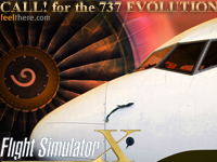 FEELTHERE - CALL! FOR PIC 737 EVOLUTION FSX