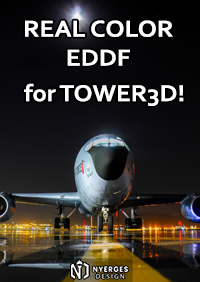 NYERGES DESIGN - REAL COLOR EDDF FOR TOWER! 3D