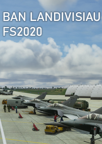 SKYDESIGNERS - FRENCH NAVY AIRBASE LANDIVISIAU MSFS