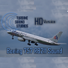 TURBINE SOUND STUDIOS - BOEING 757 RR HD SOUNDPACK FOR FS2004