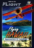 PERFECT FLIGHT - FLYING HAWAII - APPOACHES & LANDINGS FOR FLIGHT