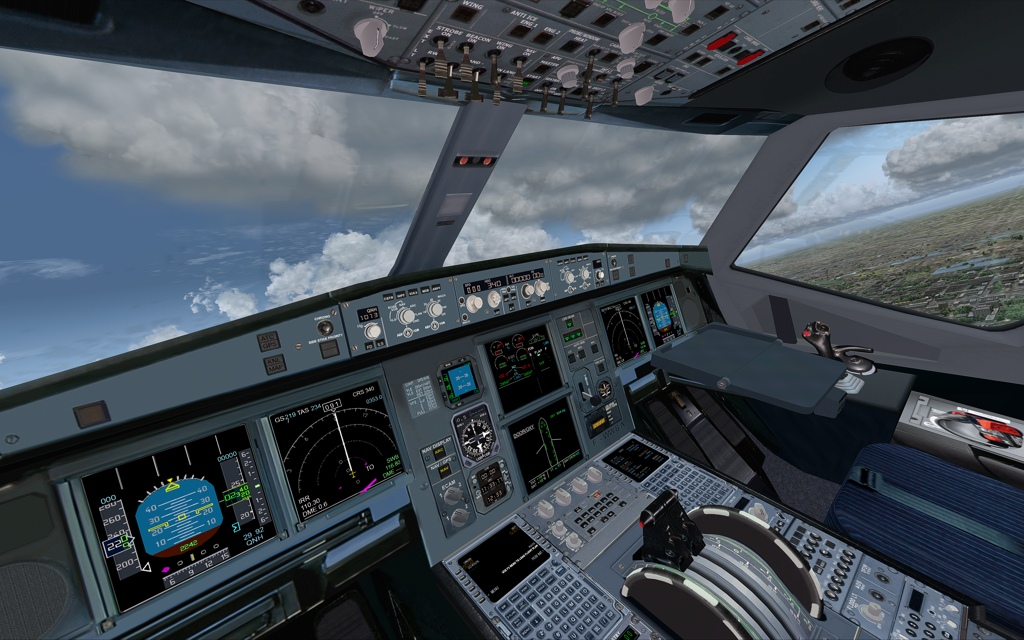AFS-DESIGN - AIRBUS A320 FAMILY V3 FS2004