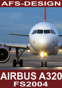 AFS-DESIGN - AIRBUS A320 FAMILY V2 FS2004