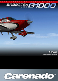 CARENADO - SR22 GTSX TURBO X-PLANE