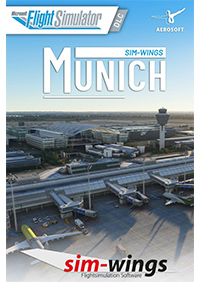 AEROSOFT - SIM-WINGS MUNICH MSFS