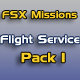 PERFECT FLIGHT - FLIGHT SERVICE - PACK 1