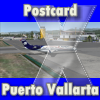 PACIFIC ISLANDS SIMULATION - POSTCARD PUERTO VALLARTA