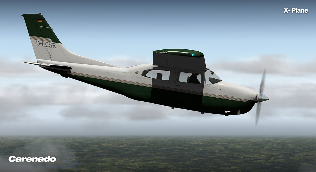 CARENADO - CT210M CENTURION II HD SERIES X-PLANE 10
