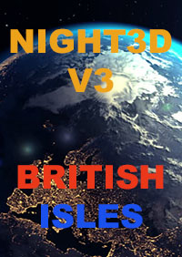 TABURET - NIGHT 3D V3 BRITISH ISLES P3D4