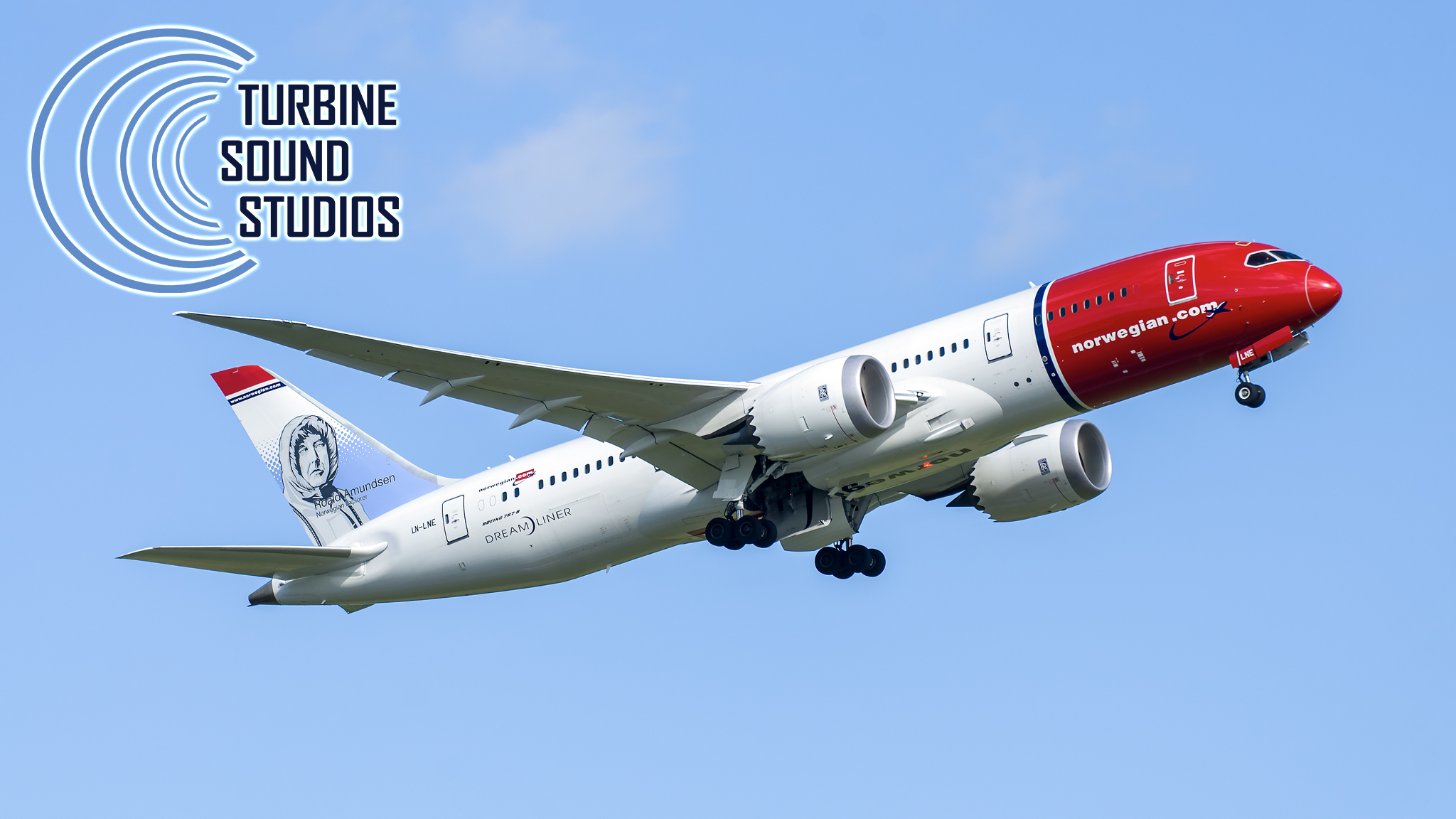 TURBINE SOUND STUDIOS - BOEING 787 TRENT1000 HD PILOT EDITION SOUNDPACKAGE FSX P3D