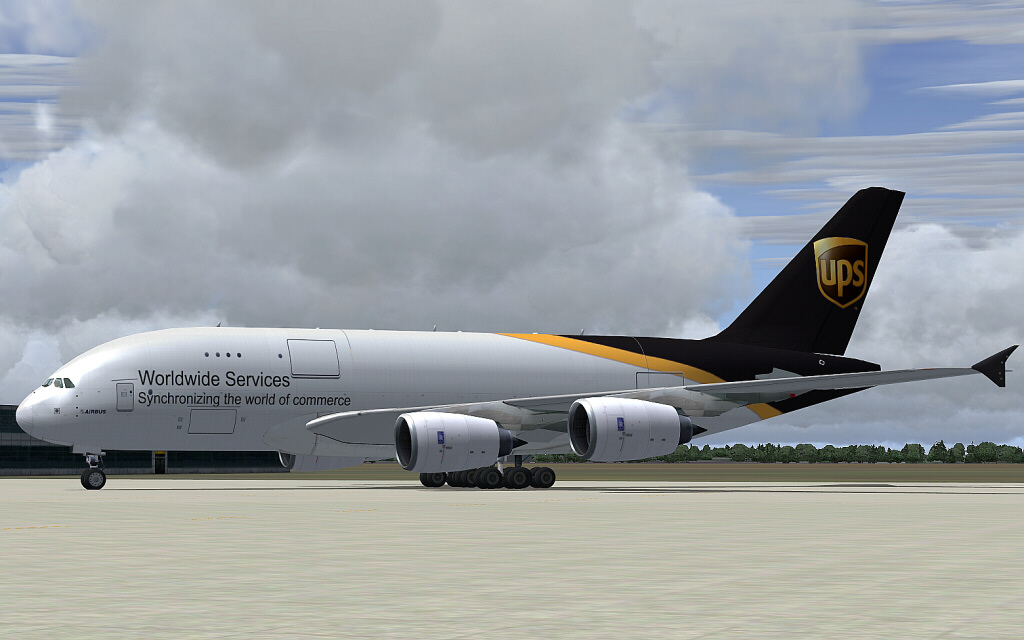 AFS-DESIGN - AIRBUS A380 FAMILY V3 FSX STEAM