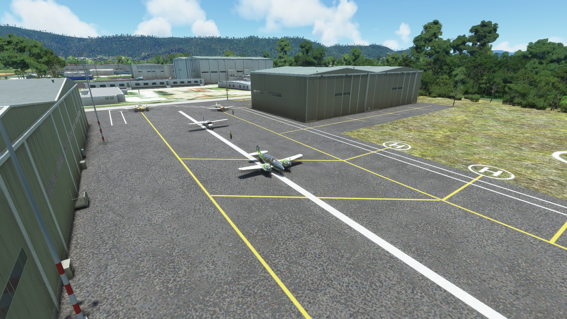 PACHILABS - GUAYMARAL AIRPORT SKGY MSFS