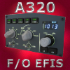 CP FLIGHT - A320 FIRST OFFICER EFIS SELECTOR EFI320