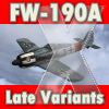 CLASSICS HANGAR - FW-190A THE LATE VARIANTS