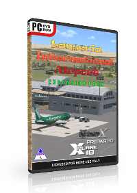 NMG - LANSERIA INTERNATIONAL FSX P3D X-PLANE 10