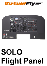VIRTUALFLY - SOLO FLIGHT PANEL