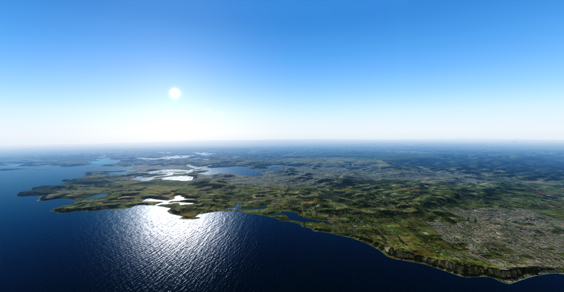 RSDESIGN - ATMOSPHERE ULTRA REAL PACK P3D4
