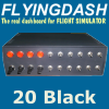 FLYINGDASH - 20 BLACK