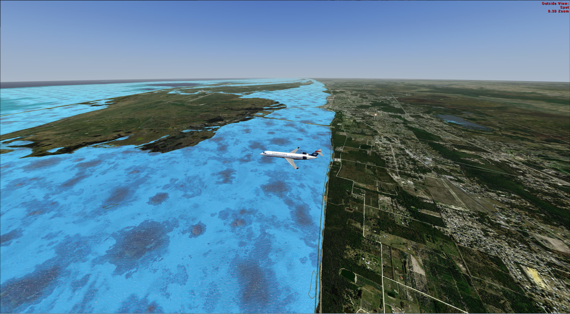 REALWORLD SCENERY - FLORIDA - CENTRAL - FSX