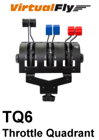 VIRTUALFLY - TQ6 THROTTLE QUADRANT