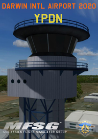MFSG - DARWIN INTERNATIONAL AIRPORT YPDN 2020 FSX P3D FS2004