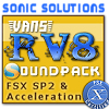SONIC SOLUTIONS - VANS RV8 SOUNDPACK