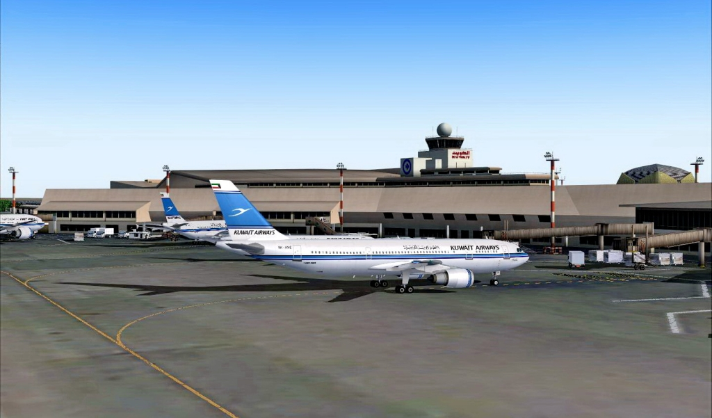 ARMI PROJECT - KUWAIT INTERNATIONAL AIRPORT OKBK FS2004