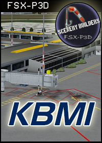 FSXCENERY -   KBMI CENTRAL ILLINOIS REGIONAL AIRPORT FSX P3D