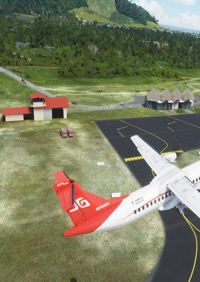PEARL SIMULATIONS 2 - NTTH HUAHINE FARE AIRPORT MSFS