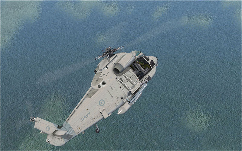 VIRTAVIA - SH-2 SEASPRITE STEAM EDITION DLC