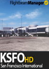 FLIGHTBEAM - KSFOHD - SAN FRANCISCO INTERNATIONAL AIRPORT FSX P3D