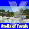 PACIFIC ISLANDS SIMULATION - ATOLLS OF TUVALU